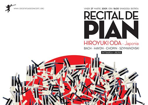 Recital de pian