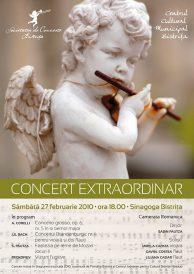 Concert extraordinar: Camerata Romanica