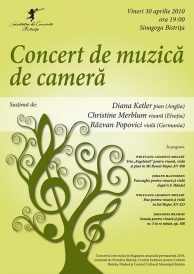 Concert de muzica de camera
