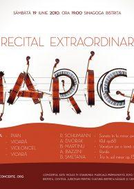 Recital extraordinar