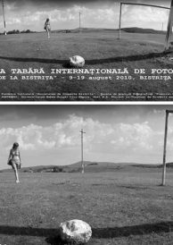 "Tabara Internationala de Fotografie ""Scoala de la Bistrita"" editia a X-a"