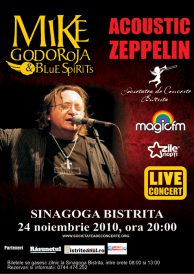 Mike Godoroja & Blue Spirits – Acoustic Zeppelin