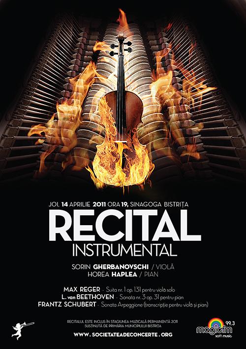 Recital instrumental