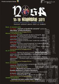 Nosa 2011 – Festival Cultural pentru elevi si studenti