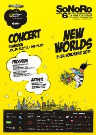 """Festivalul SoNoRo Ediţia 6: Concertul """"FINALE – BIS"""""""