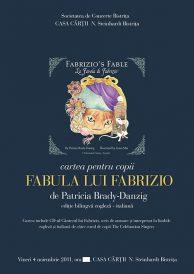 Lansare de carte pentru copii: Fabula lui Fabrizio de Patricia Brady-Danzig