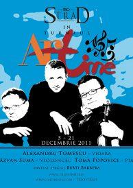Trio Strad in turneul Artime