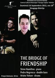 Concert de jazz: The Bridge of Friendship