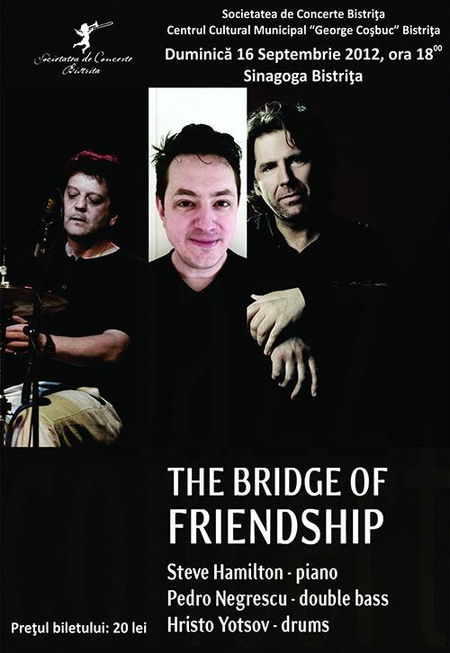 Concert de jazz: The Bridge of Friendship