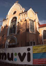 Festivalul anual de film mu:vi | 13-26 septembrie 2012 | Centrul Multicultural Sinagoga Bistrita