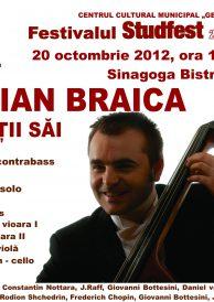 Concert Cristian Braica si invitatii sai