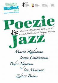 Spectacol de poezie si jazz