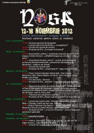 Nosa 2012 – Festival cultural pentru elevi si studenti