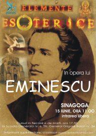 Elemente esoterice în opera lui Eminescu