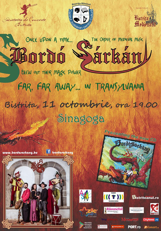 Poster BORDÓ SÁRKÁNY