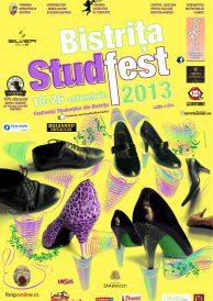 Festivalul Studenților din Bistrița: Studfest 2013, ediția a III-a, 18-26 octombrie 2013