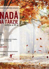Serenadă de toamnă târzie, ediția a III-a, 2013