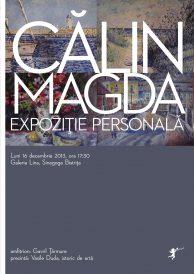 Călin Magda – Vernisaj expoziție personală de pictură
