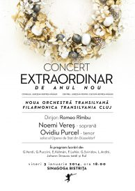 Concert Extraordinar de Anul Nou 2014