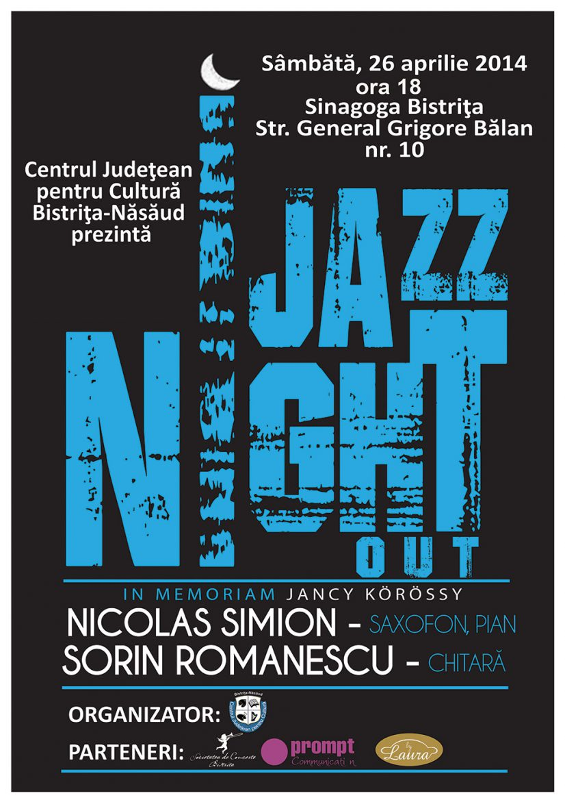 Jazz Night out