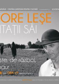 Concert extraordinar Grigore Leșe și invitații săi