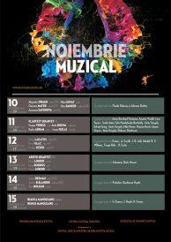 Festival Noiembrie Muzical 2014