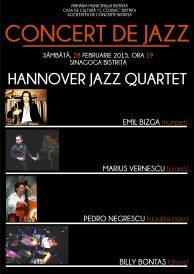 Concert de jazz – Hannover Jazz Quartet