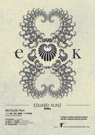 Recital extraordinar de pian: Eduard Kunz (Rusia)