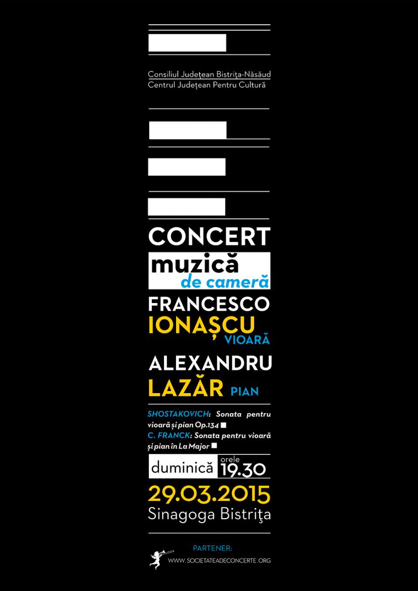 Concert de muzică de cameră
