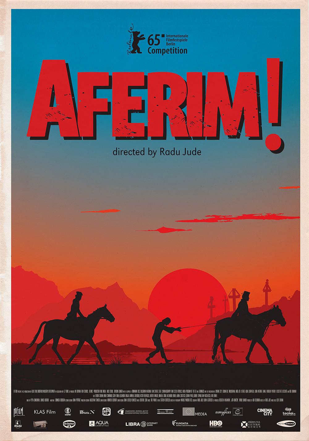 Poster film Aferim