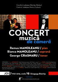 Concert muzică de cameră
