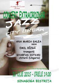Concert extraordinar de jazz