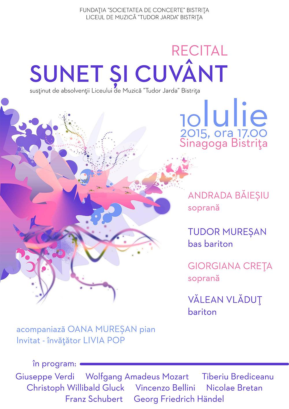 poster-recital-sunet-si-cuvant