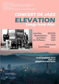 Concert de Jazz: Elevation – Songs from Afar
