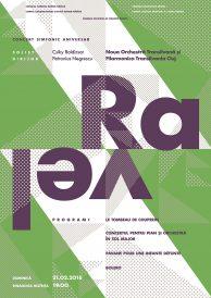Concert simfonic aniversar: Maurice Ravel
