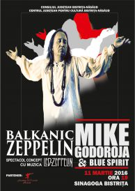 Mike Godoroja & Blue Spirit – Balkanic Zeppelin