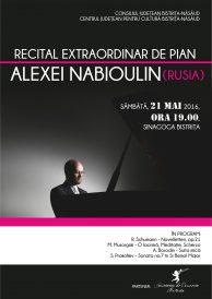 Recital de pian – Alexei Nabioulin (Rusia)