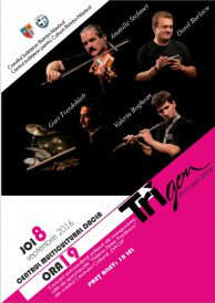 Concert extraordinar TRIGON – Ethno Jazz Group