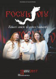 Focul Viu în concert – Aduceri aminte și cântece haiducești