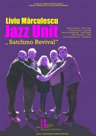 """Liviu Mărculescu Jazz Unit """"Satchmo Revival"""""""