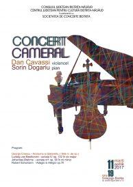 Concert cameral de violoncel și pian