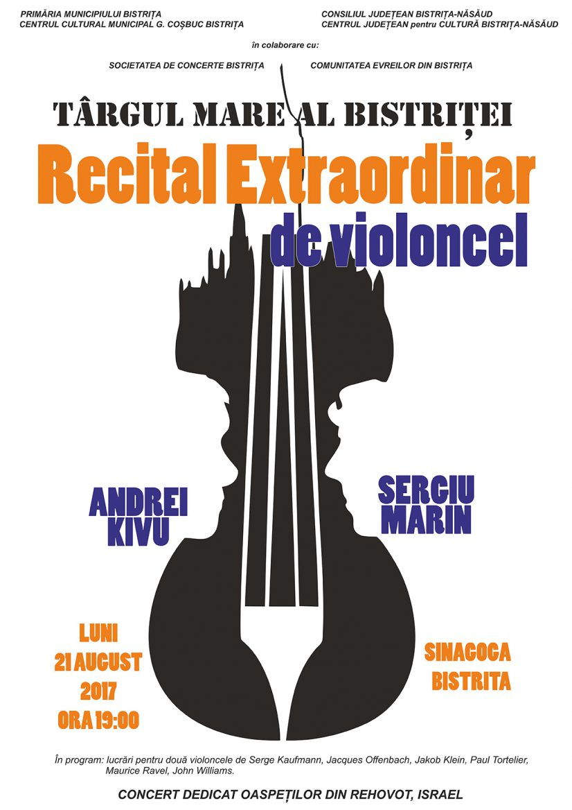Recital extraordinar de violoncel