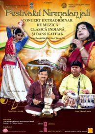 Festivalul Nirmalanjali – o incursiune în universul fascinant al Indiei