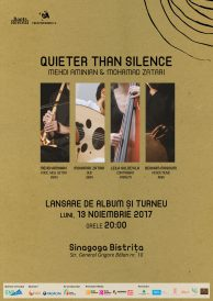 Lansare de album: Quieter than silence