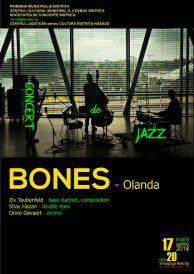 Concert de Jazz: Trio Bones (Olanda)