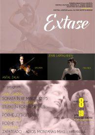 Recital extraordinar – Extase