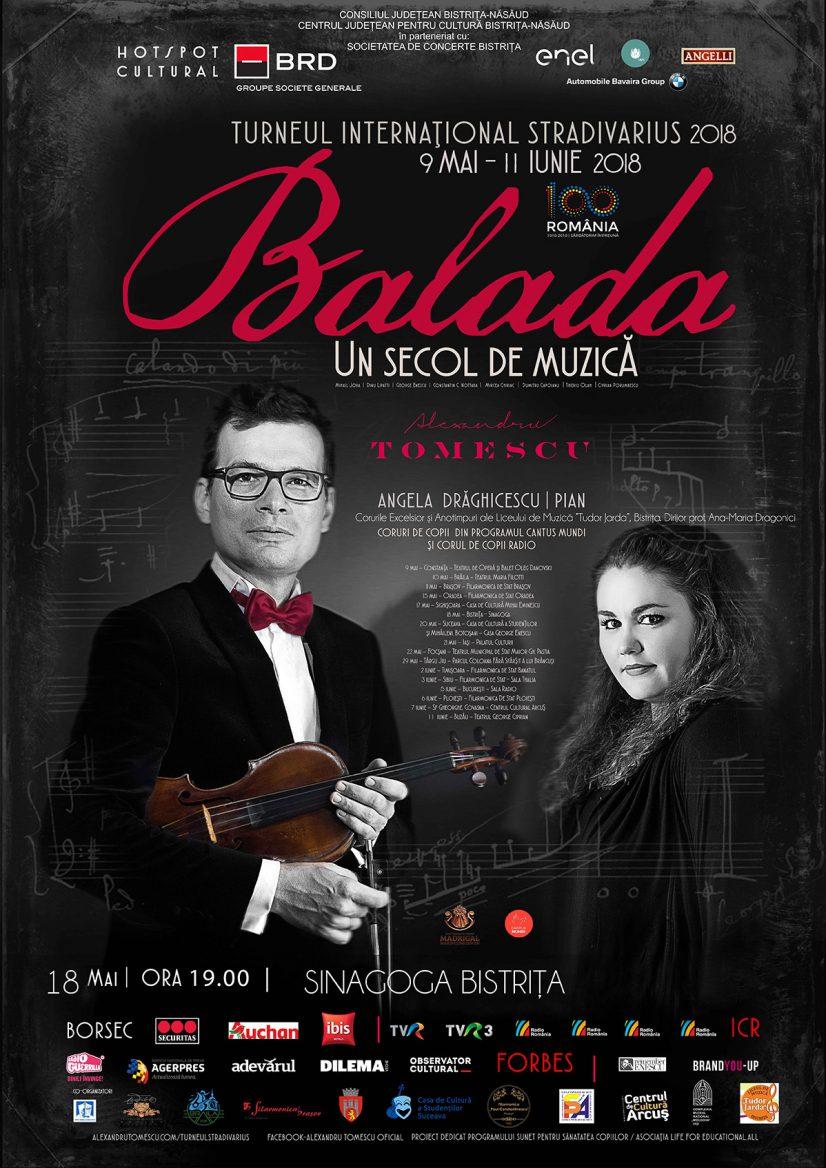 Turneul Internațional Stradivarius 2018