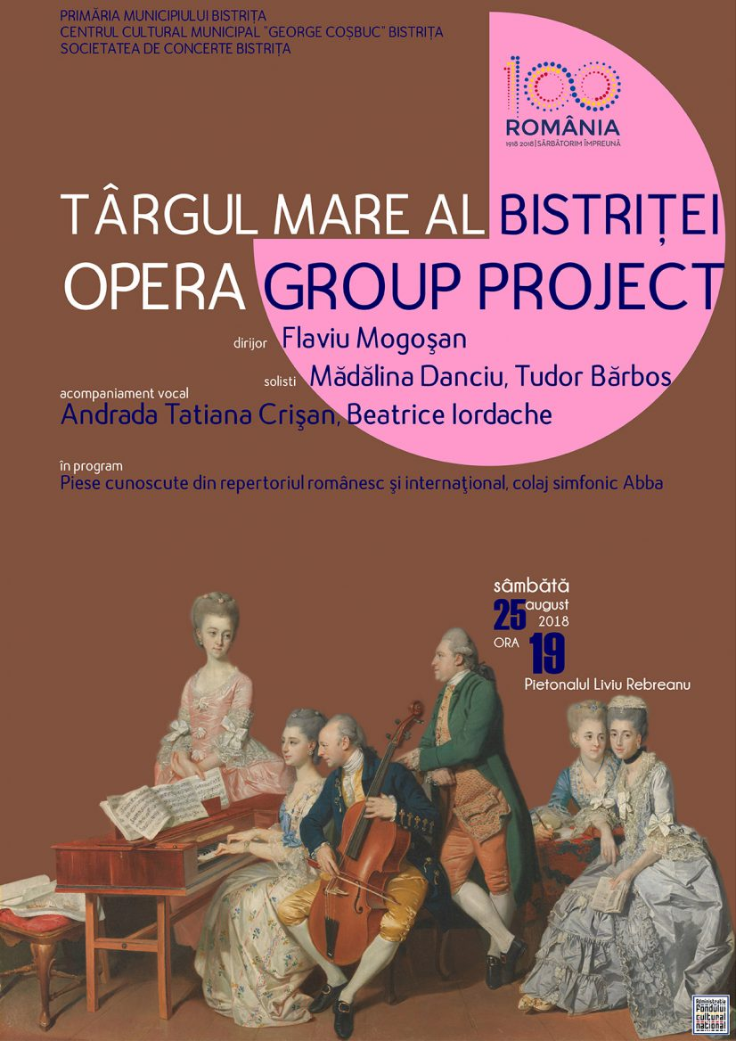 Opera Group Project