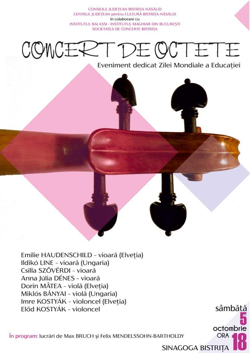 Concert de octete