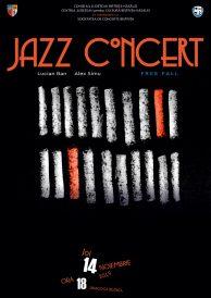 Jazz Concert – Lucian Ban și Alex Simu